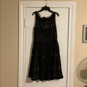 Jessica Simpson formal dress